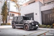Marmor Bodykit Pur Wheels Mercedes G500 W463 Tuning 1 190x127 Marmor Optik u. Pur Wheels am Mercedes G500 (W463)