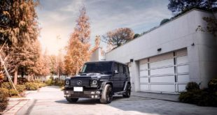 Marmor Bodykit Pur Wheels Mercedes G500 W463 Tuning 10 310x165 Marmor Optik u. Pur Wheels am Mercedes G500 (W463)