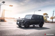 Marmor Bodykit Pur Wheels Mercedes G500 W463 Tuning 4 190x127 Marmor Optik u. Pur Wheels am Mercedes G500 (W463)