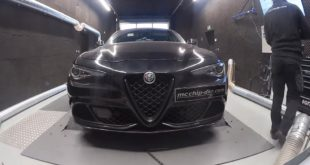 Mcchip Alfa Romeo Giulia Quadrifoglio Chiptuning Turbolader 3 310x165 Video: 700 PS   1970 Pontiac Firebird Trans Am Widebody