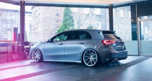 Mercedes A Klasse W177 Tuning JR Wheels JR 30 4 310x165 Neue Mercedes A Klasse (W177) auf JR Wheels JR 30