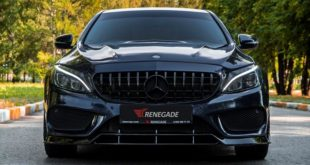Mercedes Benz C Klasse W205 Renegade Bodykit 13 e1546607412596 310x165 Deutlich breiter: Renegade Design BMW X5 G05 Punisher