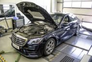 Mercedes Benz S450 EQ Boost W222 DTE Chiptuning Pedalbox 1 190x127 Mercedes Benz S450 EQ Boost (W222) mit DTE Power