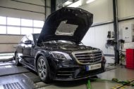 Mercedes Benz S450 EQ Boost W222 DTE Chiptuning Pedalbox 2 190x127 Mercedes Benz S450 EQ Boost (W222) mit DTE Power