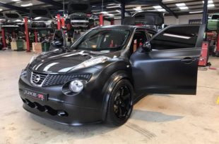 نيسان Juke R SVM 700R tuning widebody 2019 23 310x205 قوة لا تصدق 700 PS في نيسان Juke R SVM 700R