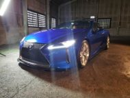 Novel Lexus LC Carbon Bodykit Tuning 11 190x143 Fett: Carbon Widebody Kit von NOVEL am Lexus RC F