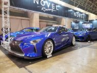 Novel Lexus LC Carbon Bodykit Tuning 2 190x143 Fett: Carbon Widebody Kit von NOVEL am Lexus RC F
