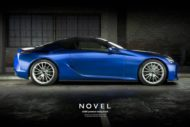 Novel Lexus LC Carbon Bodykit Tuning 4 190x127 Fett: Carbon Widebody Kit von NOVEL am Lexus RC F