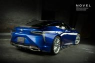 Novel Lexus LC Carbon Bodykit Tuning 6 190x127 Fett: Carbon Widebody Kit von NOVEL am Lexus RC F