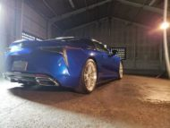 Novel Lexus LC Carbon Bodykit Tuning 7 190x143 Fett: Carbon Widebody Kit von NOVEL am Lexus RC F