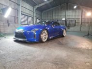 Novel Lexus LC Carbon Bodykit Tuning 8 190x143 Fett: Carbon Widebody Kit von NOVEL am Lexus RC F
