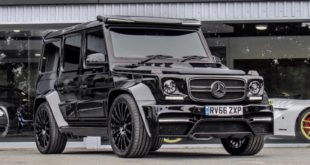 ONYX G7 Widebody Mercedes Benz G63 AMG Tuning 24 310x165 Video: 6.2L LT5 V8 mit über 1.000 PS vom Tuner Katech