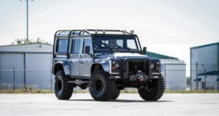 Project Viking Land Rover Defender 110 Widebody LC9 V8 Tuning 1 310x165 Project Grey Goose V8 Land Rover Defender mit 430 PS