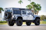 Project Viking Land Rover Defender 110 Widebody LC9 V8 Tuning 16 155x103 Project Viking   Defender 110 V8 extrem vom Tuner ECD