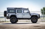 Project Viking Land Rover Defender 110 Widebody LC9 V8 Tuning 17 155x103 Project Viking   Defender 110 V8 extrem vom Tuner ECD