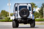 Project Viking Land Rover Defender 110 Widebody LC9 V8 Tuning 25 155x103 Project Viking   Defender 110 V8 extrem vom Tuner ECD