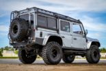 Project Viking Land Rover Defender 110 Widebody LC9 V8 Tuning 29 155x103 Project Viking   Defender 110 V8 extrem vom Tuner ECD