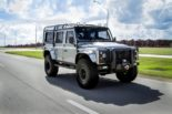 Project Viking Land Rover Defender 110 Widebody LC9 V8 Tuning 30 155x103 Project Viking   Defender 110 V8 extrem vom Tuner ECD