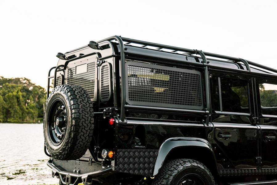 Project Urban Warfare Tuning Land Rover ECD Automotive 25 Project Urban Warfare: Defender by ECD Automotive