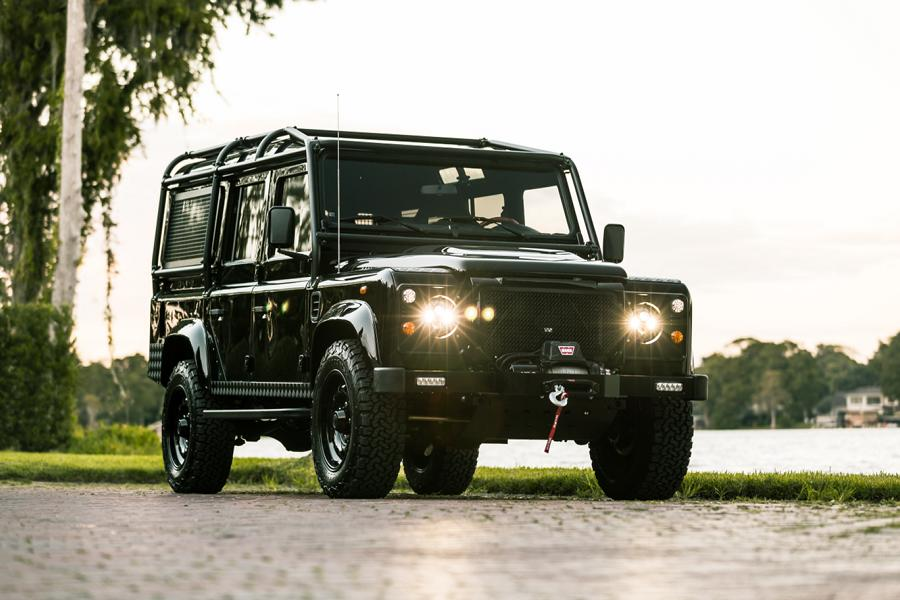 Project Urban Warfare Tuning Land Rover ECD Automotive 28 Project Urban Warfare: Defender by ECD Automotive