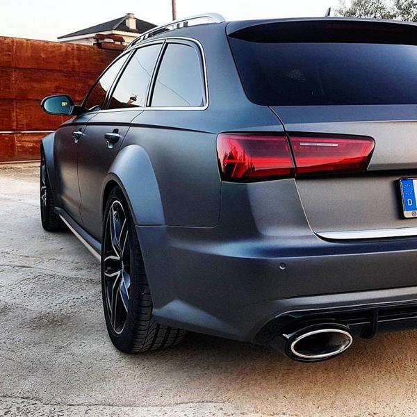 RS6 Style Bodykit Atarius Concept Audi A6 11 RS6 Style Bodykit von Atarius Concept für den Audi A6