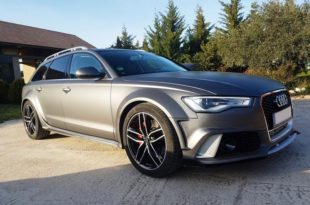 RS6 Style Bodykit Atarius Concept Audi A6 12 310x205 RS6 Style Bodykit von Atarius Concept für den Audi A6