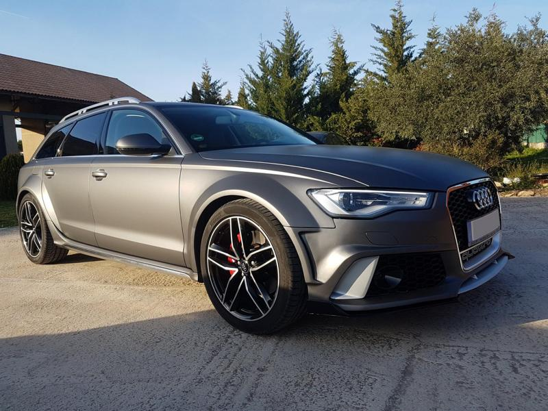 RS6 Style Bodykit Atarius Concept Audi A6 3 Chiptuning im Audi A6? Schon immer beliebt bei Tunern.