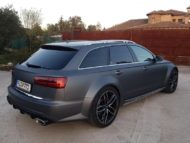 RS6 Style Bodykit Atarius Concept Audi A6 5 190x143 RS6 Style Bodykit von Atarius Concept für den Audi A6