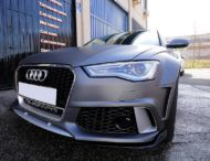RS6 Style Bodykit Atarius Concept Audi A6 7 190x146 RS6 Style Bodykit von Atarius Concept für den Audi A6