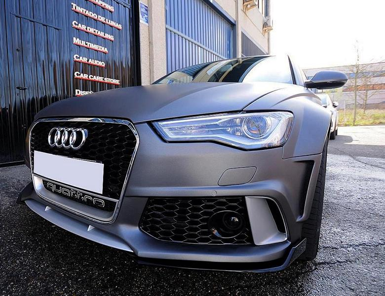 RS6 Style Bodykit Atarius Concept Audi A6 7 RS6 Style Bodykit von Atarius Concept für den Audi A6
