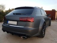 RS6 Style Bodykit Atarius Concept Audi A6 9 190x143 RS6 Style Bodykit von Atarius Concept für den Audi A6