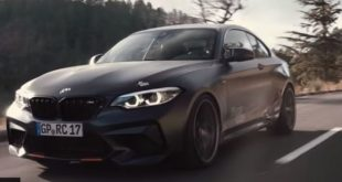 RaceChip BMW M2 Competition Akrapovic Auspuff 310x165 Video: 650 PS im RaceChip Porsche Panamera Turbo 2019