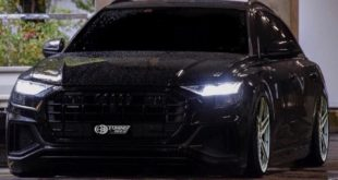 Slammed Audi Q8 Coupe ADV.1 rims tuningblog 310x165 Slammed Audi Q8 Coupe on ADV.1 rims by tuningblog