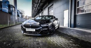 Speed ​​Buster BMW M850i Coupe G15 Chiptuning 1 310x165 635 PS: مستوى M5 في Speed ​​Buster BMW M850i Coupe