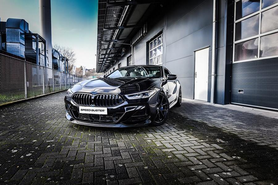 Speed Buster BMW M850i Coupe G15 Chiptuning 1 635 PS: M5 Niveau im Speed Buster BMW M850i Coupe