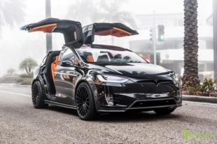 Tesla Model X T Largo Widebody Tuning T Sportline 7 310x205 Tesla Model X   T Largo Widebody von T Sportline (Nr.7)