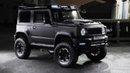 Wald Black Bison Widebody Suzuki Jimny 2019 Tuning 13 190x107 Fertig! Wald Black Bison Widebody Suzuki Jimny 2019