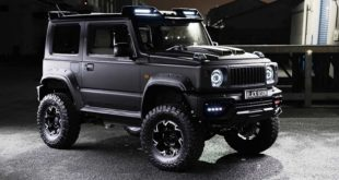Wald Black Bison Widebody Suzuki Jimny 2019 Tuning 13 310x165 Krass   Widebody Suzuki Jimny 4x4² vom Tuner FCSC!