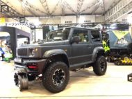 Wald Black Bison Widebody Suzuki Jimny 2019 Tuning 5 190x143 Fertig! Wald Black Bison Widebody Suzuki Jimny 2019