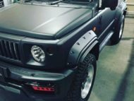 Wald International Black Bison 2019 Suzuki Jimny Tuning 1 1 190x143 Vorschau: Wald International Black Bison 2019 Suzuki Jimny