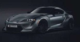 Widebody 2020 Toyota Supra Prior Design Tuning 310x165 Realität   2019 Toyota Supra A90 mit 800 PS 2JZ Power