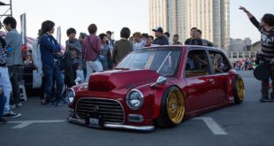 Widebody Daihatsu Mira Gino Yamamoto Works Tuning 8 310x165 The Clown Shoe 850 HP BMW Z3 M Coupe Kompressor