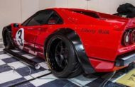 Widebody Ferrari 308 GTB Liberty Walk Tuning 2019 12 190x123 Tokyo Auto Salon: Widebody Ferrari 308 GTB by Liberty Walk