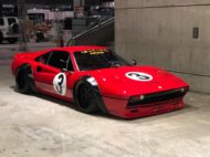 Widebody Ferrari 308 GTB Liberty Walk Tuning 2019 3 190x142 Tokyo Auto Salon: Widebody Ferrari 308 GTB by Liberty Walk