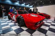 Widebody Ferrari 308 GTB Liberty Walk Tuning 2019 5 190x126 Tokyo Auto Salon: Widebody Ferrari 308 GTB by Liberty Walk