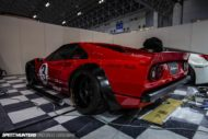 Widebody Ferrari 308 GTB Liberty Walk Tuning 2019 8 190x127 Tokyo Auto Salon: Widebody Ferrari 308 GTB by Liberty Walk