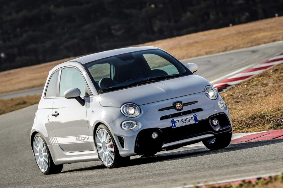 2019 Abarth 595 eating candy Gray Tuning GENEVA 2 Birthday 2019 Abarth 70th Anniversary Series