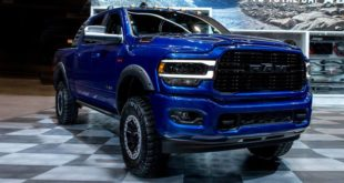2019 Mopar Widebody Dodge Ram 2500 Pickup Tuning 15 310x165 Robustes Offroad Monster: Isuzu D Max Arctic Trucks Stealth
