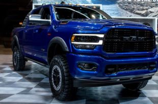 2019 Mopar Widebody Dodge Ram 2500 Pickup Tuning 15 310x205 2019 Mopar Widebody Dodge Ram Heavy Duty 2500 Pickup