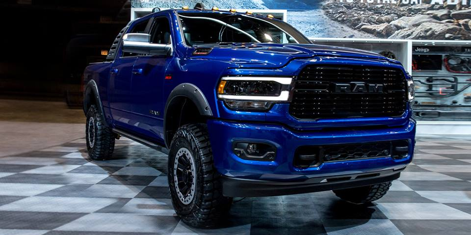 2019 Mopar Widebody Dodge Ram Heavy Duty 2500 Pickup ...